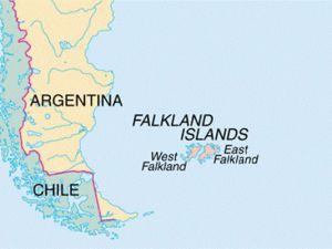 Kamen spoticanja Argentine i Velike Britanije