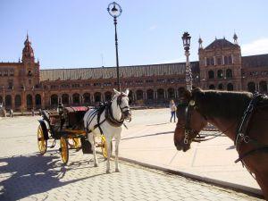 Korak po korak kroz Sevilju