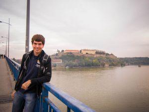 O mom putovanju kroz Srbiju i Balkan