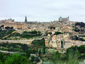 Toledo - grad istorije i marcipana