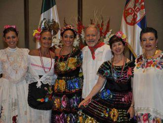 Proslava Dana nezavisnosti Meksika