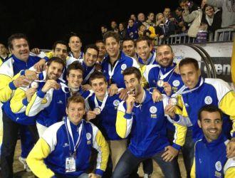 Španski vaterpolo klub Barseloneta na F4 Evrolige u Beogradu